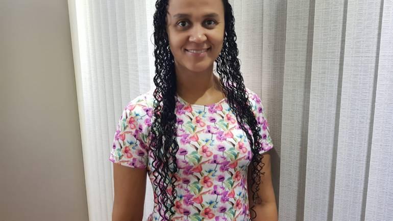 Hna. Zilma Rocha Ferreira Benevides